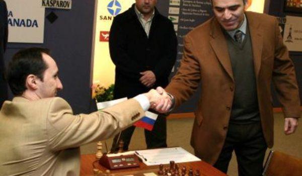Kasparov vs Topalov