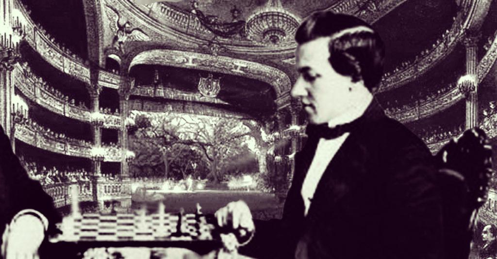 Partidas famosas de ajedrez: Morphy contra Isouard y el Duque de Brunswick