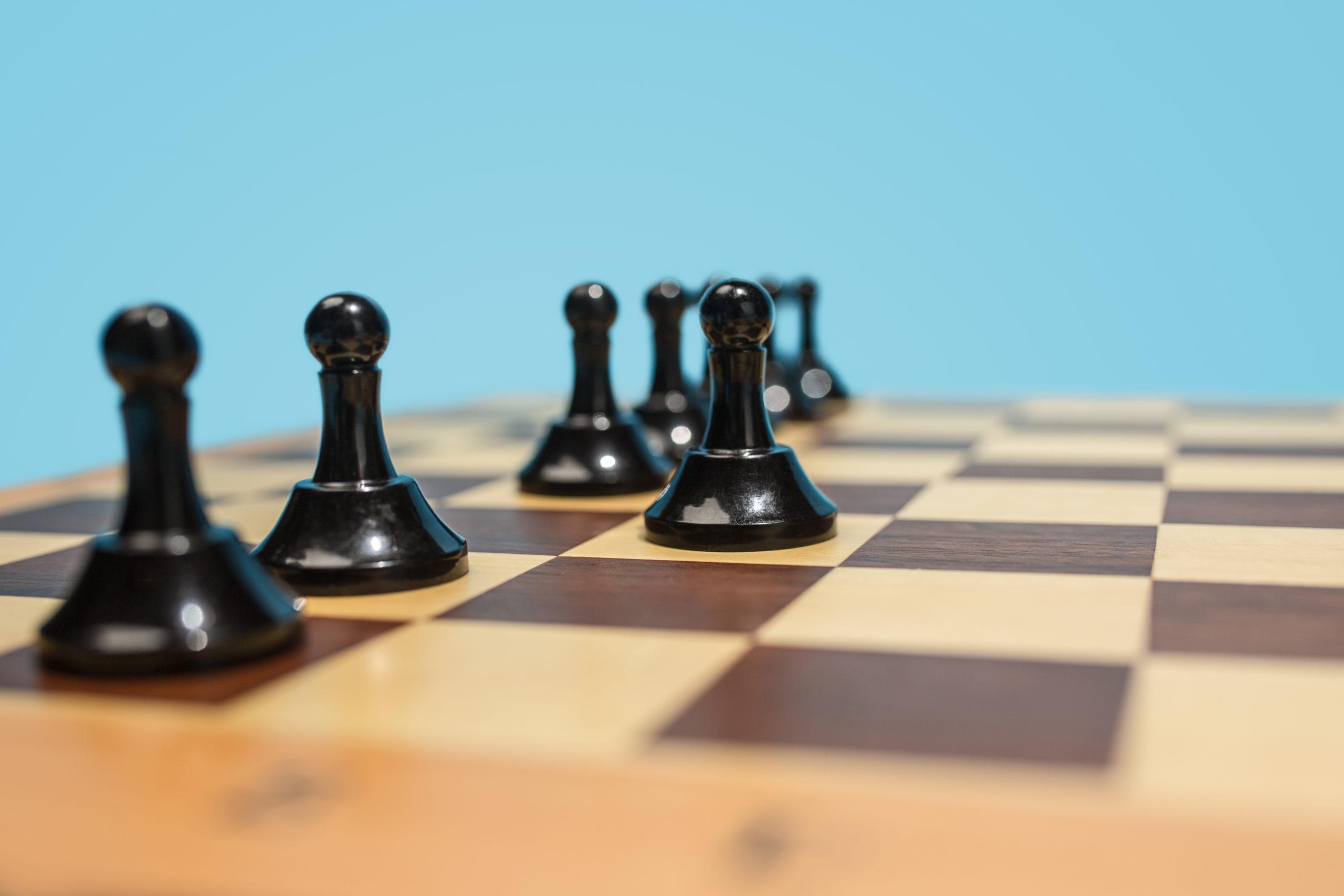Estrategia de ajedrez: evaluar una posición