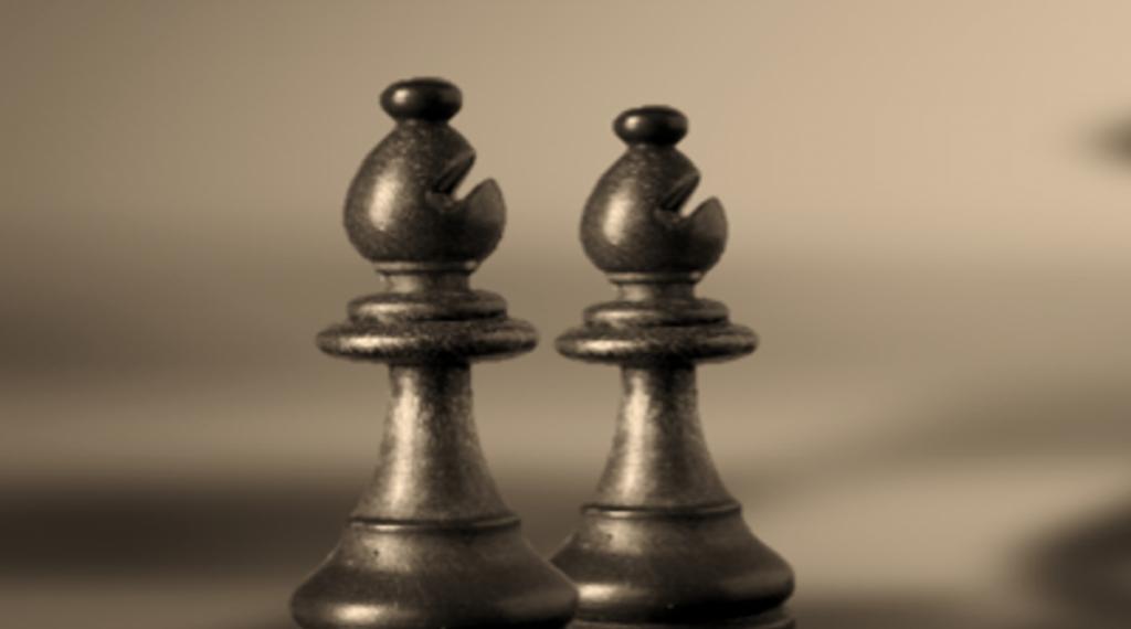 una de las mejores jugadas de ajedrez