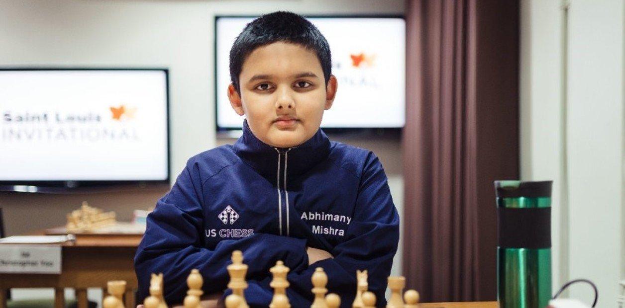 Abhimanyu Mishra, el GM más joven de la historia