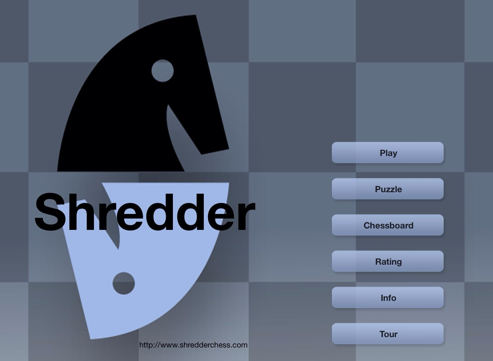 Shredder: el programa de ajedrez más premiado