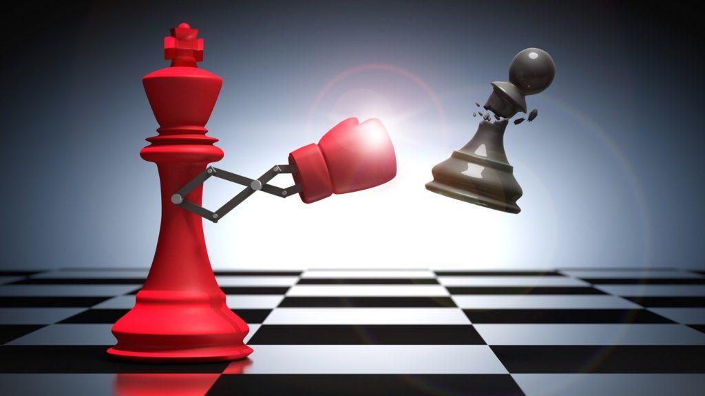 Partidas de ajedrez rápido en Lichess