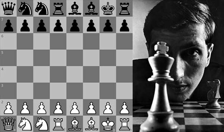 Ajedrez aleatorio de Fischer o 960