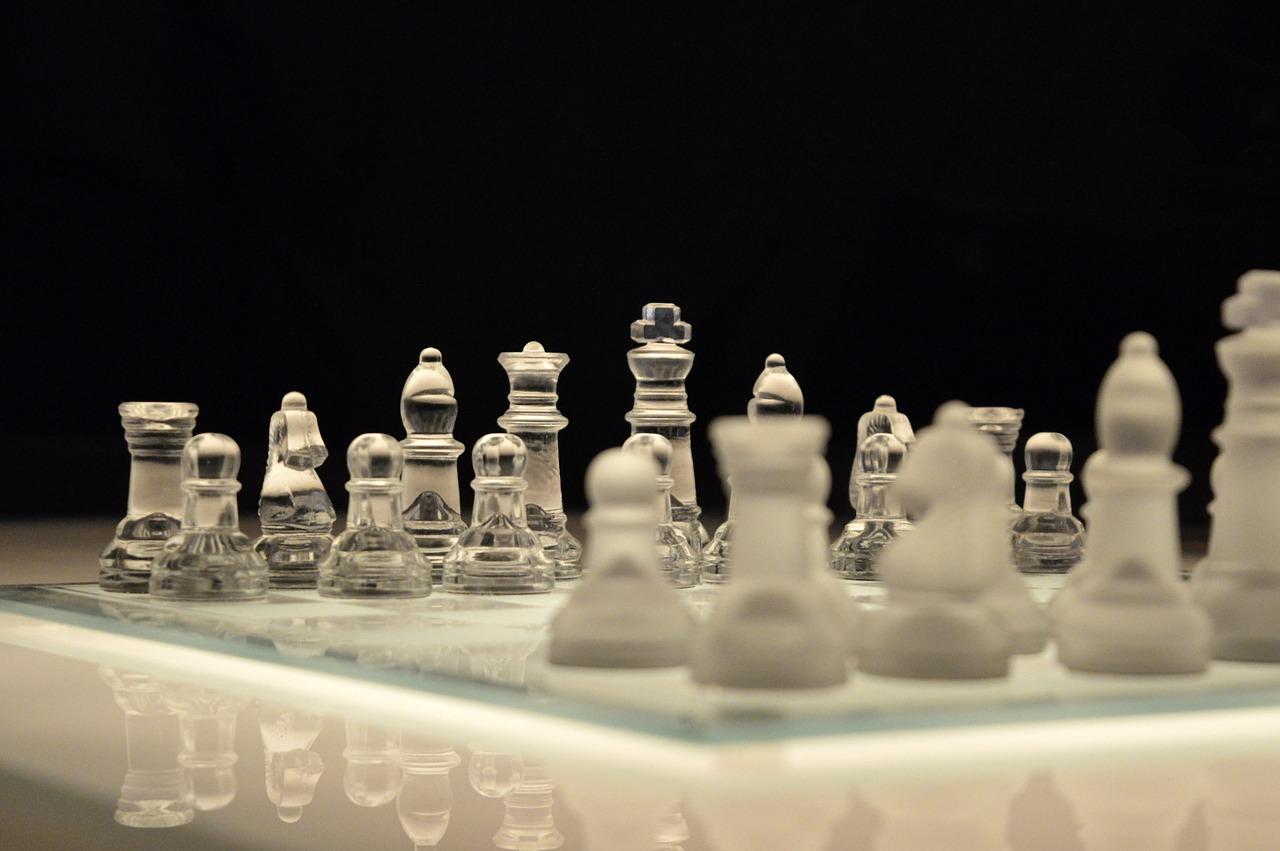 Tipos de patrones de ataque en ajedrez