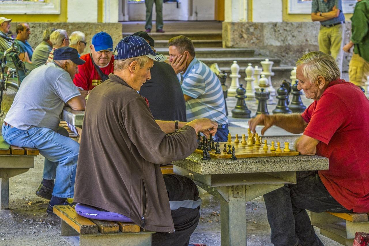 ¿Puede una persona mayor, aprender a jugar ajedrez?