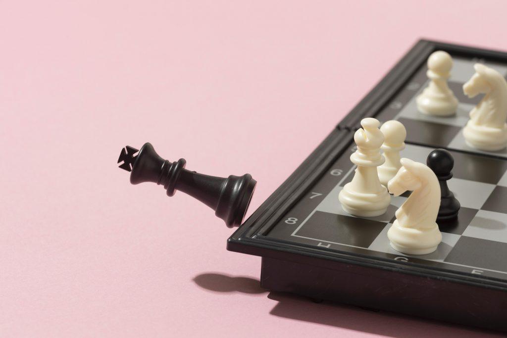 """El término """"ahogado"""" en ajedrez ¿qué significa?"""