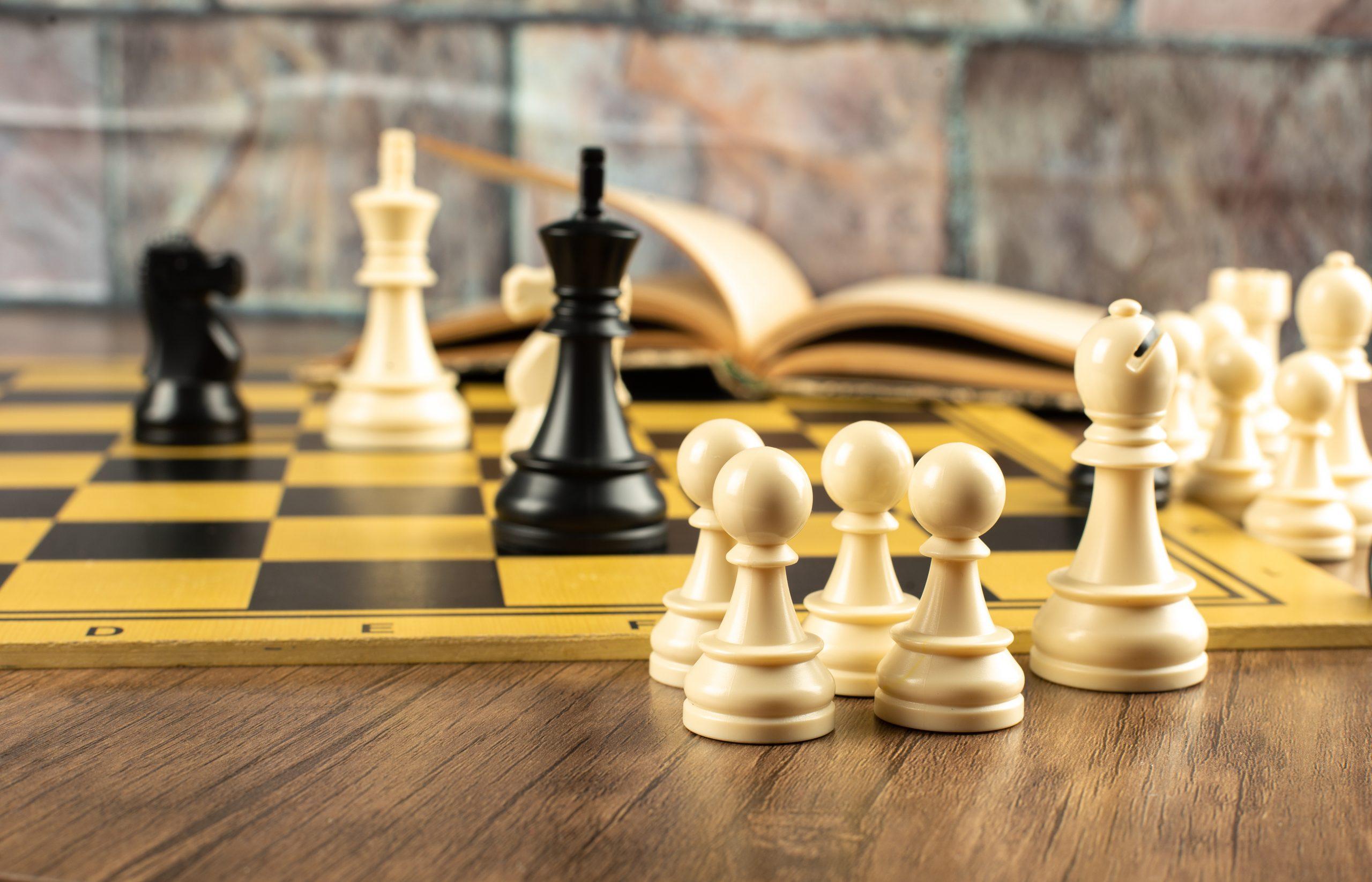Ajedrez para principiantes: partidas y GM que deberías estudiar
